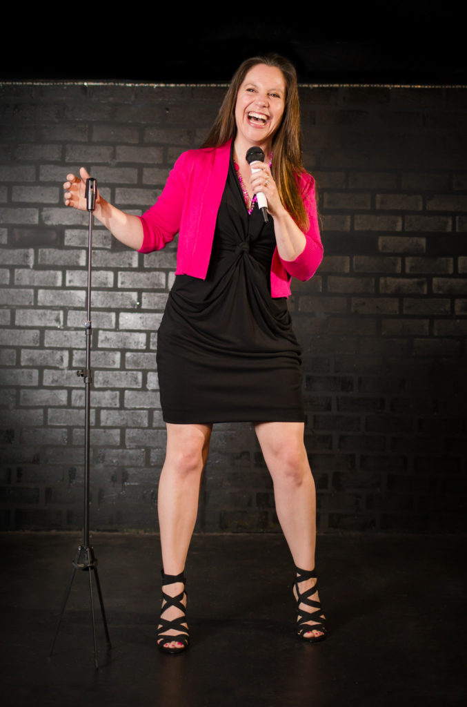 Nina speaker sexy talk