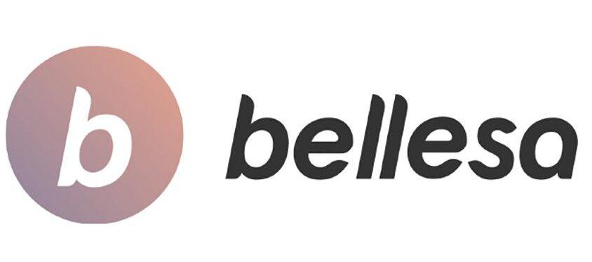 adult pleasure website logo - bellesa